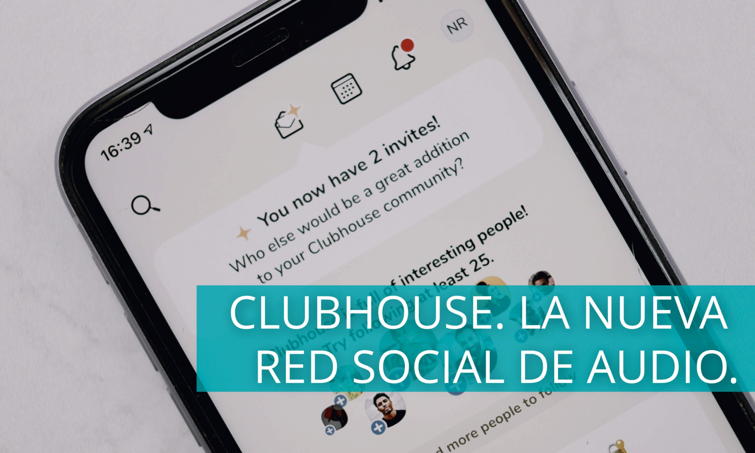 clubhouse - la nueva red social de audio